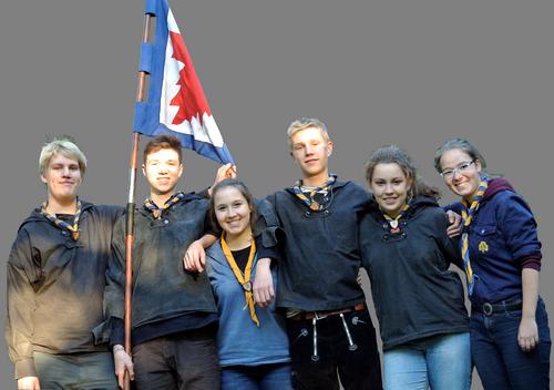Stammesleitung 2015